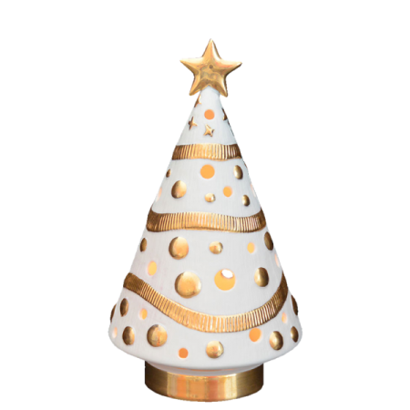 Christmas-Tree---2010---Gold